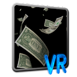 Make It Rain VR Cardboard Icon