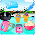 Game Cooking ice cream and gelato APK for Windows Phone