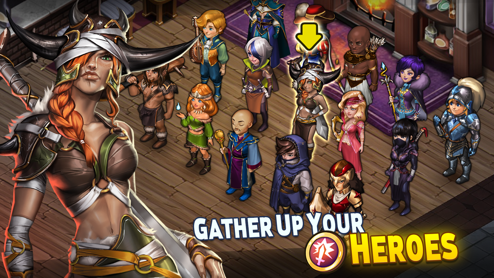 Shop Heroes Screenshot 3