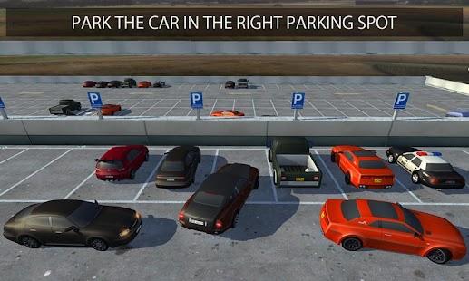 multi parking lot