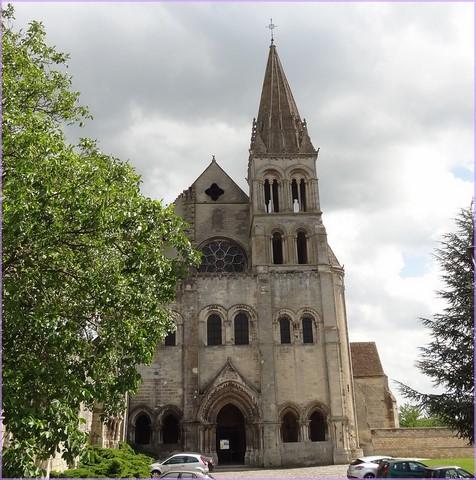 photo de Saint Nicolas (Abbatiale St Leu)