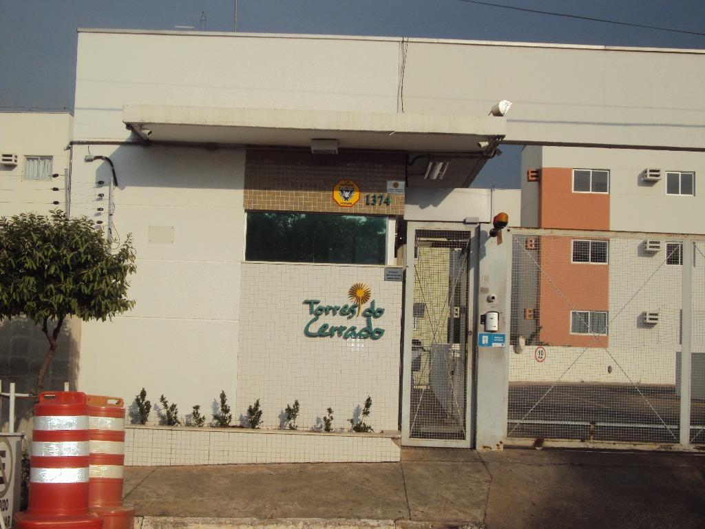 Apartamento residencial à venda, Areão, Cuiabá.