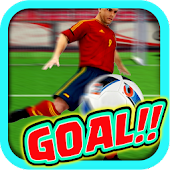World Cup Penalty Shoot APK for Bluestacks