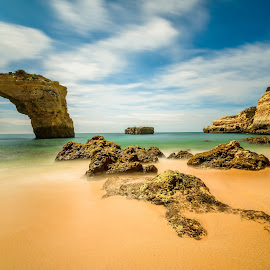 Amazing Algarve, Portugal by Muhammad Ahmed - Landscapes Beaches ( water, beaches, sea, algarve, ocean, seascape, landscape, portugal )