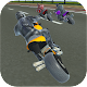 real motorcycle bike rider