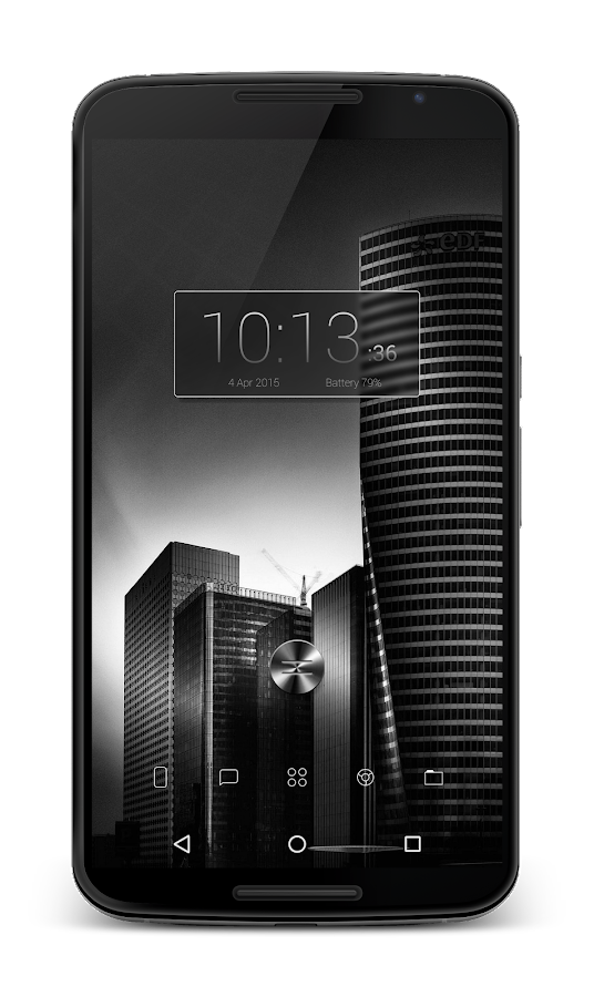 Evo for Klwp Screenshot 0