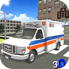 Ambulance Rescue Driver 3D