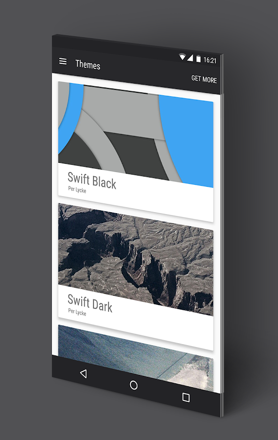 Swift Light CM12 & CM13 Theme Screenshot 7