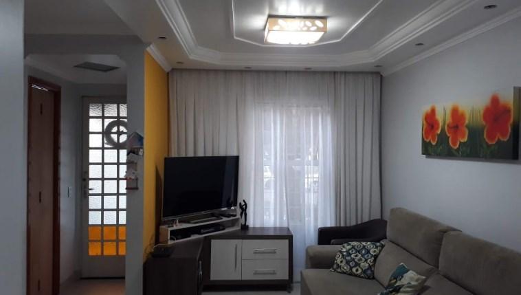 Casa com 2 dormitórios à venda, 84 m² por R$ 265.000,00 - Villa Flora  - Sumaré/SP