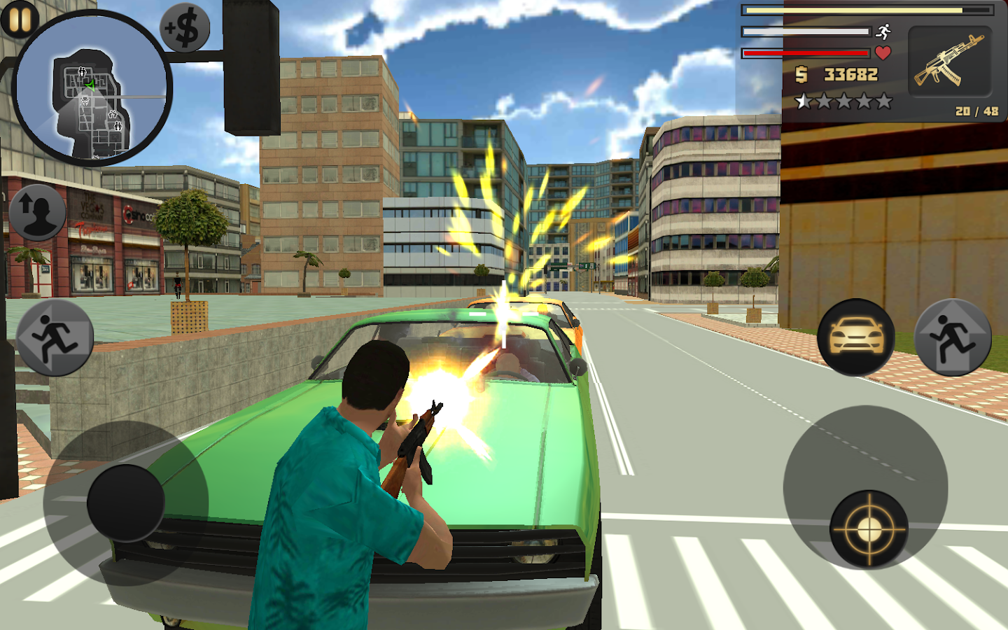 Vegas Crime Simulator Screenshot 1