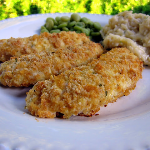 Cornflake Chicken Fingers