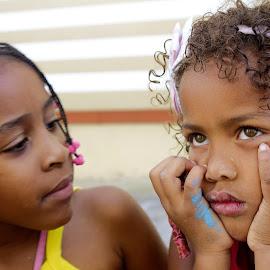 Why so sad? by Cristina Nunes - Babies & Children Children Candids
