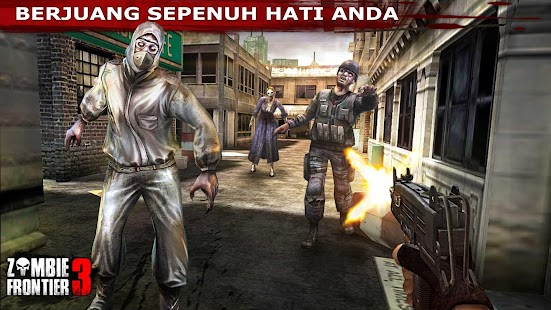 Game Zombie Frontier 3