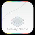 [Substratum] Destiny Theme APK for Bluestacks