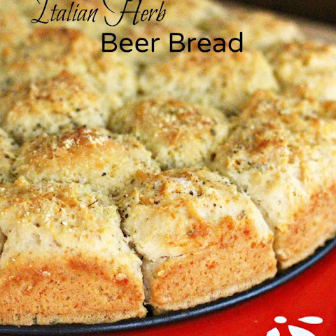 Italian Herb Beer Bread