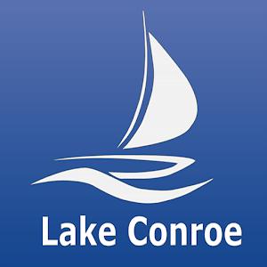 Lake Conroe Offline GPS Charts For PC / Windows 7/8/10 / Mac – Free Download
