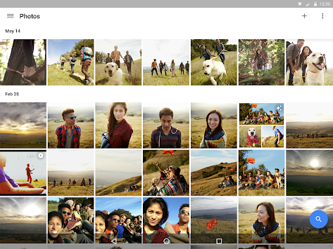 Google Photos APK screenshot thumbnail 12