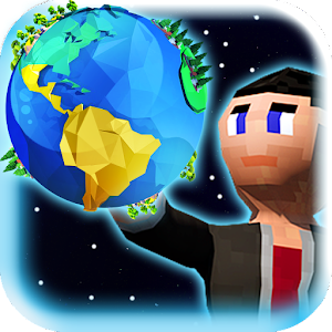 EarthCraft 3D: Block Craft & World Exploration For PC (Windows & MAC)