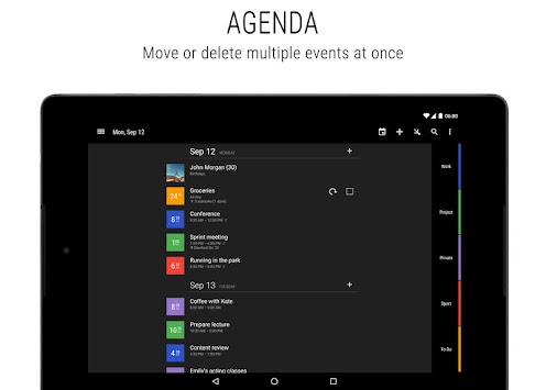 Business Calendar 2 APK screenshot thumbnail 16