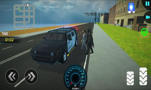Police Patrol Car Simulator 3D - screenshot