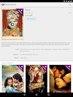 Screenshot of Eros Now: Watch Indian Movies