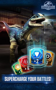 Download Full Jurassic World™: The Game 1.11.13 APK