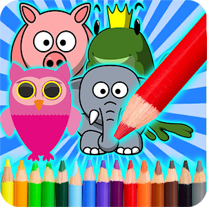 Paint Animals Coloring For PC (Windows & MAC)