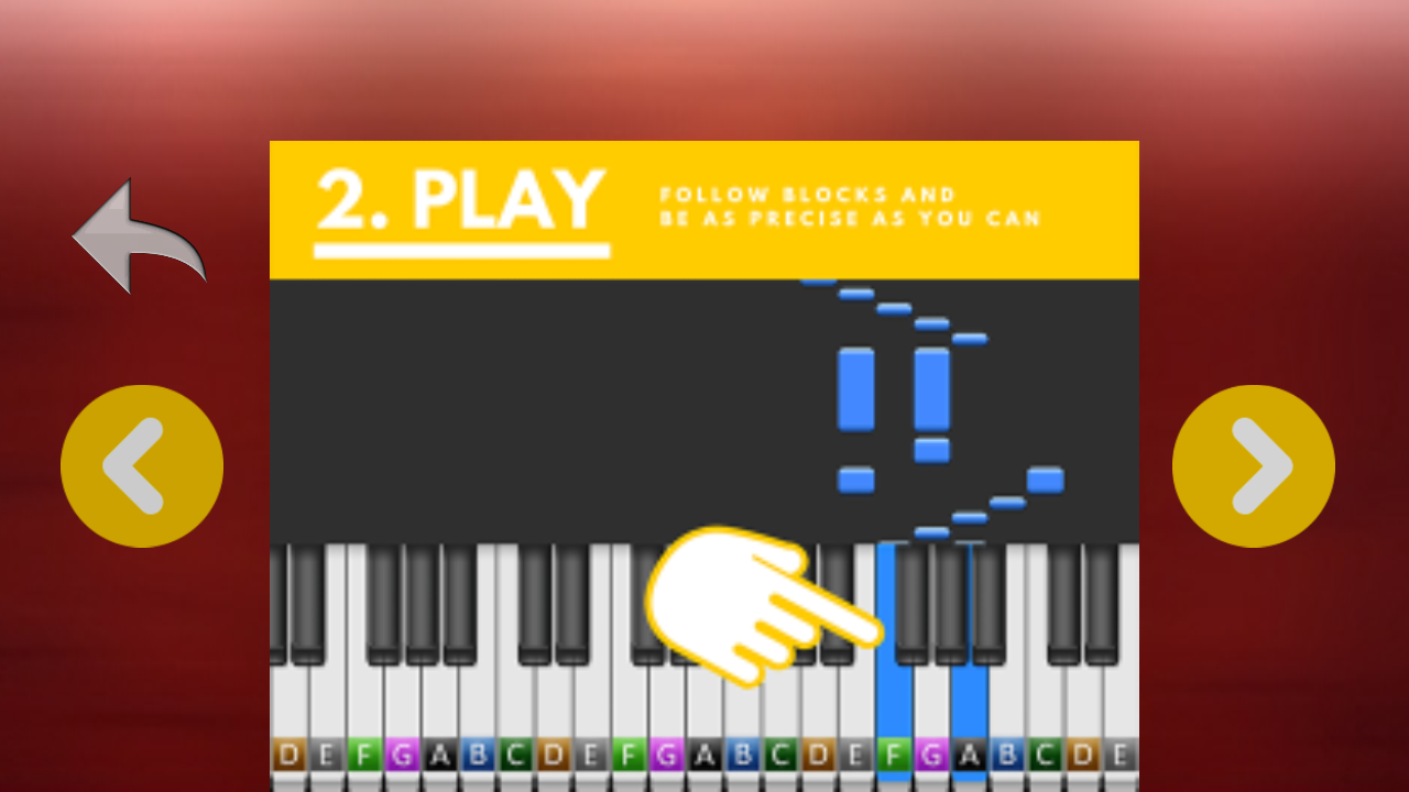 Piano Classic Pro Screenshot 1