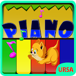 Kids Piano - Baby Games Icon