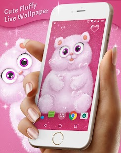 Download Cute Fluffy Live Wallpaper APK for Android Kitkat