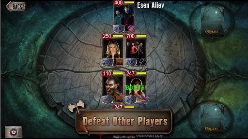 Grimm: Cards of Fate - screenshot