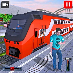 Euro Train Driving Games 2019 For PC / Windows 7/8/10 / Mac – Free Download