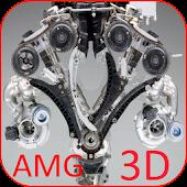 App Engine V12 AMG Video Wallpaper APK for Kindle