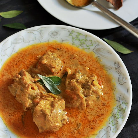 Chettinad Chicken curry recipe-how to make chettinad chicken curry
