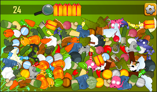 ❤ Puzzles For Children ❤ - screenshot