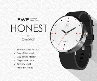 FWF Watchface Honest