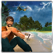Game Survival Island Fly Helicopter APK for Kindle