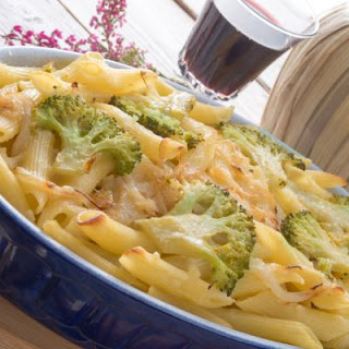 Baked Cream of Chicken Pasta