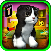 Free Download Cat Frenzy 3D APK for Samsung
