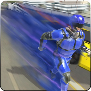 Super Light Speed Robot Superhero: Speed Hero Online PC (Windows / MAC)