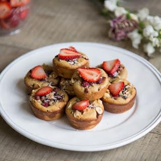 Strawberry Almond Muffins Recipes