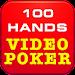 Free Multi Hand Video Poker & Slots - Win Jackpot! Icon