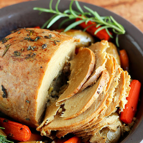 How to Cook a Tofurky Roast