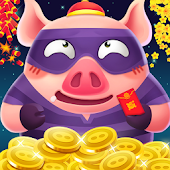 Piggy is Coming-Happy New Year APK for Bluestacks