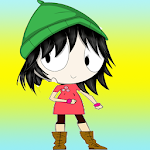super smart girl running APK Image