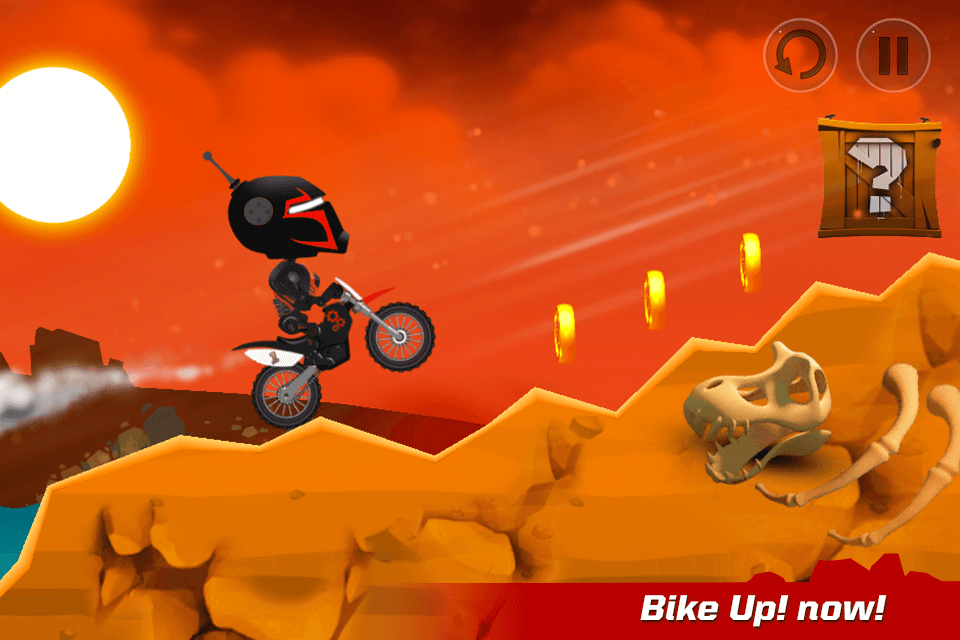 Bike Up! Screenshot 4