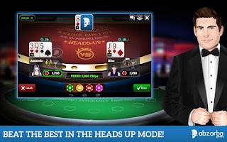 Screenshot of BlackJack 21