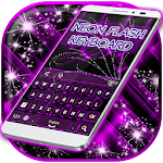 Neon Flash Keyboard APK