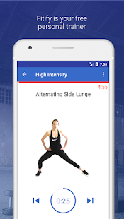 HIIT & Cardio Workout by Fitify for pc