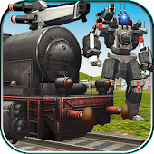Game Euro Train Robot Transform APK for Windows Phone